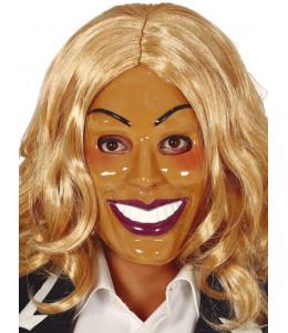 Mascara Sonriente Mujer