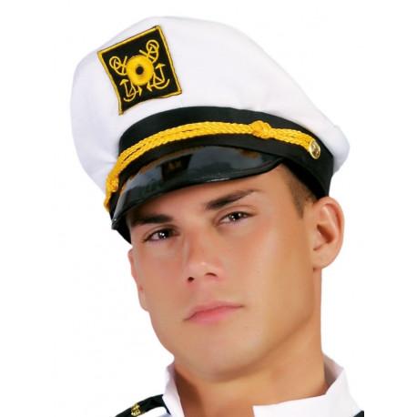 Gorro Capitan de Barco