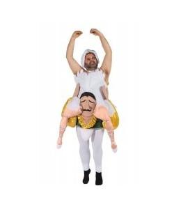 Bailarina a Hombros