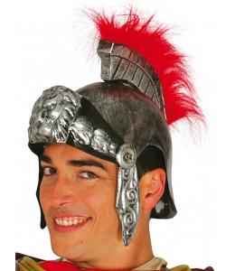 Casco Romano Centurion Plumas