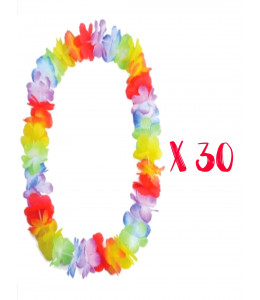Pack 30 Collares Hawaianos