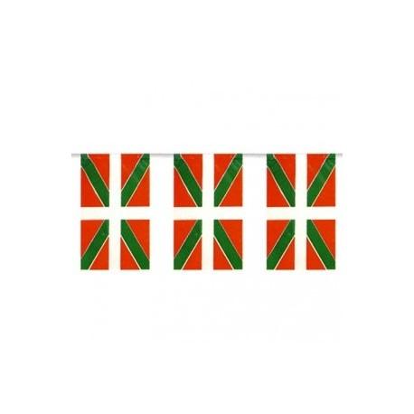 Banderines de Ikurriña
