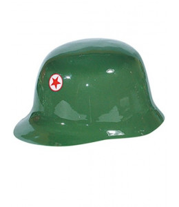 Casco Militar PVC Blando