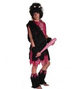 Disfraz de Cavernicola Rosa Hombre