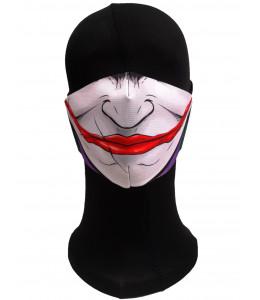 Mascarilla Payaso Joker adulto
