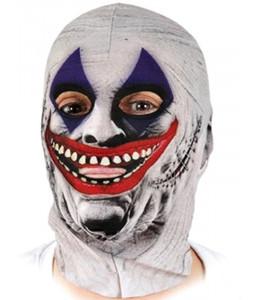 Mascara Payaso Sangriento Licra