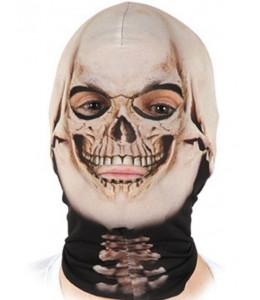 Mascara Calavera Esqueleto Licra