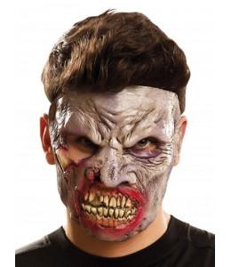Mascara Zombie Gris
