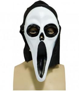 Mascara Scream con Capucha