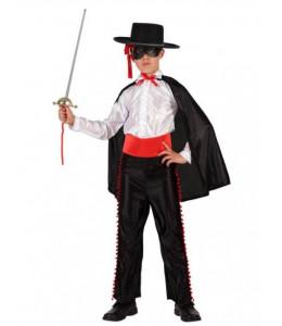 Disfraz de Bandido Zorro Infantil
