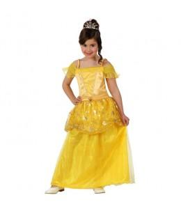 Disfraz de Princesa Bella Infantil