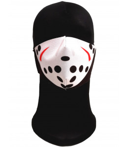 Mascarilla Halloween Hockey Infantil
