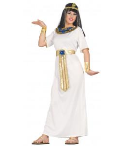 Disfraz de Egipca Detalle Azul