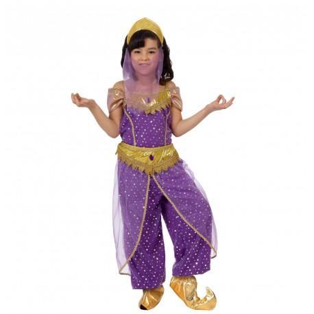 Disfraz de Jasmin Infantil