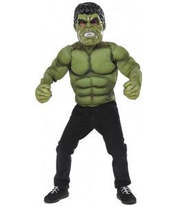 Disfraz Hulk con Complementos en Caja