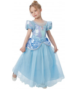 Disfraz de Cenicienta Premium Infantil