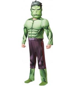 Disfraz de Hulk Deluxe Infantil
