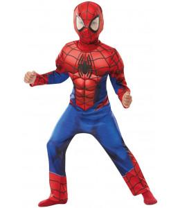 Disfraz de Spiderman Deluxe Infantil