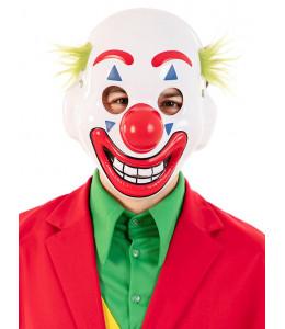 Mascara de Payaso Sonriente Guason