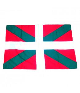 Bandera Ikurriña Pequeña