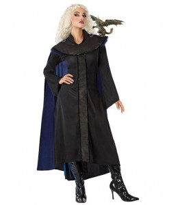 Disfraz de Reina de Dragones Negro
