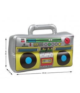 Radio Hinchable 40cm