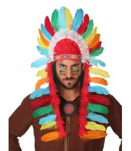 Penacho Jefe Indio