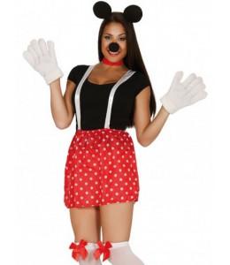 Conjunto Ratita Minnie
