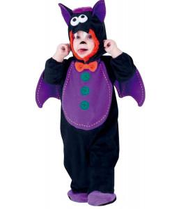 Disfraz de Murcielago Baby Morado