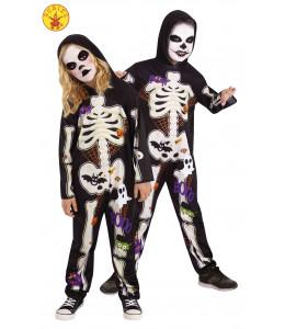 Disfraz de Esqueleto Chuli Infantil