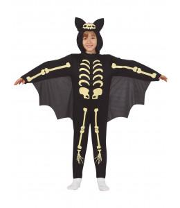 Disfraz de Murcielago Esqueleto Infantil
