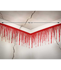 Decoracion Chorretones de Sangre