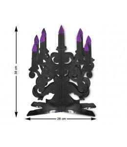 Candelabro para Decoracion 38x28cm