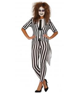 Disfraz de Fantasma Loca