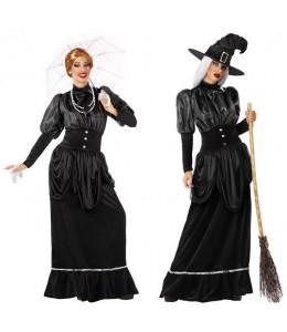 Disfraz de Bruja Sureña Negra