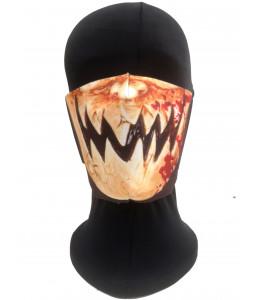 Mascarilla Halloween Purga Sonrisa Adulto