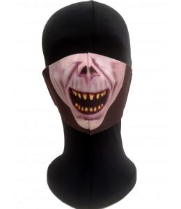 Mascarilla Halloween Nosferatu Adulto