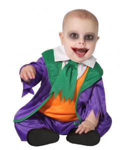Disfraz de Joker Payaso Bebe