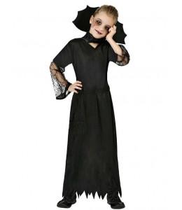 Disfraz de Aracnida Negra Infantil