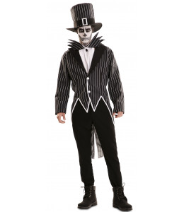 Disfraz de Esqueleto Elegante