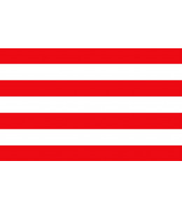 Vinilo Textil Bandera Roja y Blanca