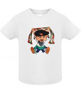 Camiseta Mutiltxo Arrantzale Infantil