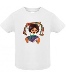 Camiseta Neskatxo Arrantzale Infantil