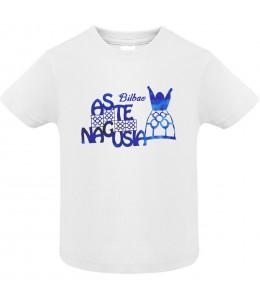 Camiseta Aste Nagusia Baldosa Mari Infantil