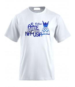Camiseta Aste Nagusia Baldosa Mari