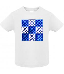 Camiseta Baldosa Bilbao Infantil