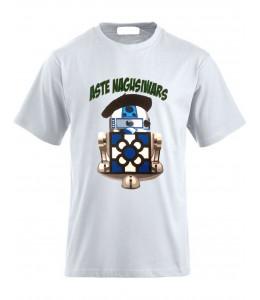Camiseta Aste Nagusiwars Adulto