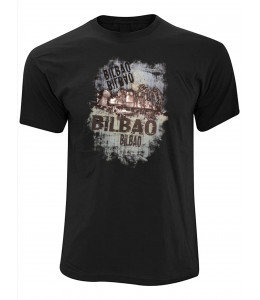 Camiseta Bilbao Negra