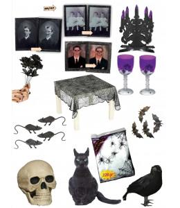 Decoracion Halloween Gotica Terror