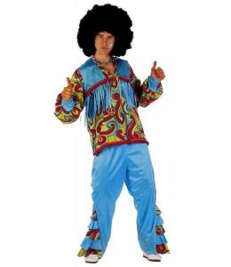 Disfraz de Hippie Colores